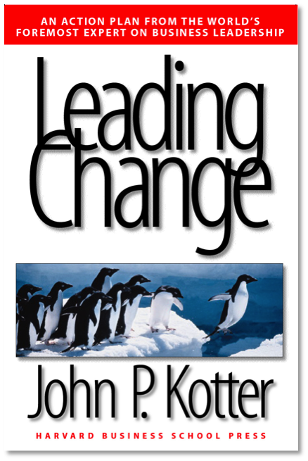Summary Of Leading Change By John P Kotter Ignition Blog