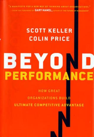 Beyond Performance
