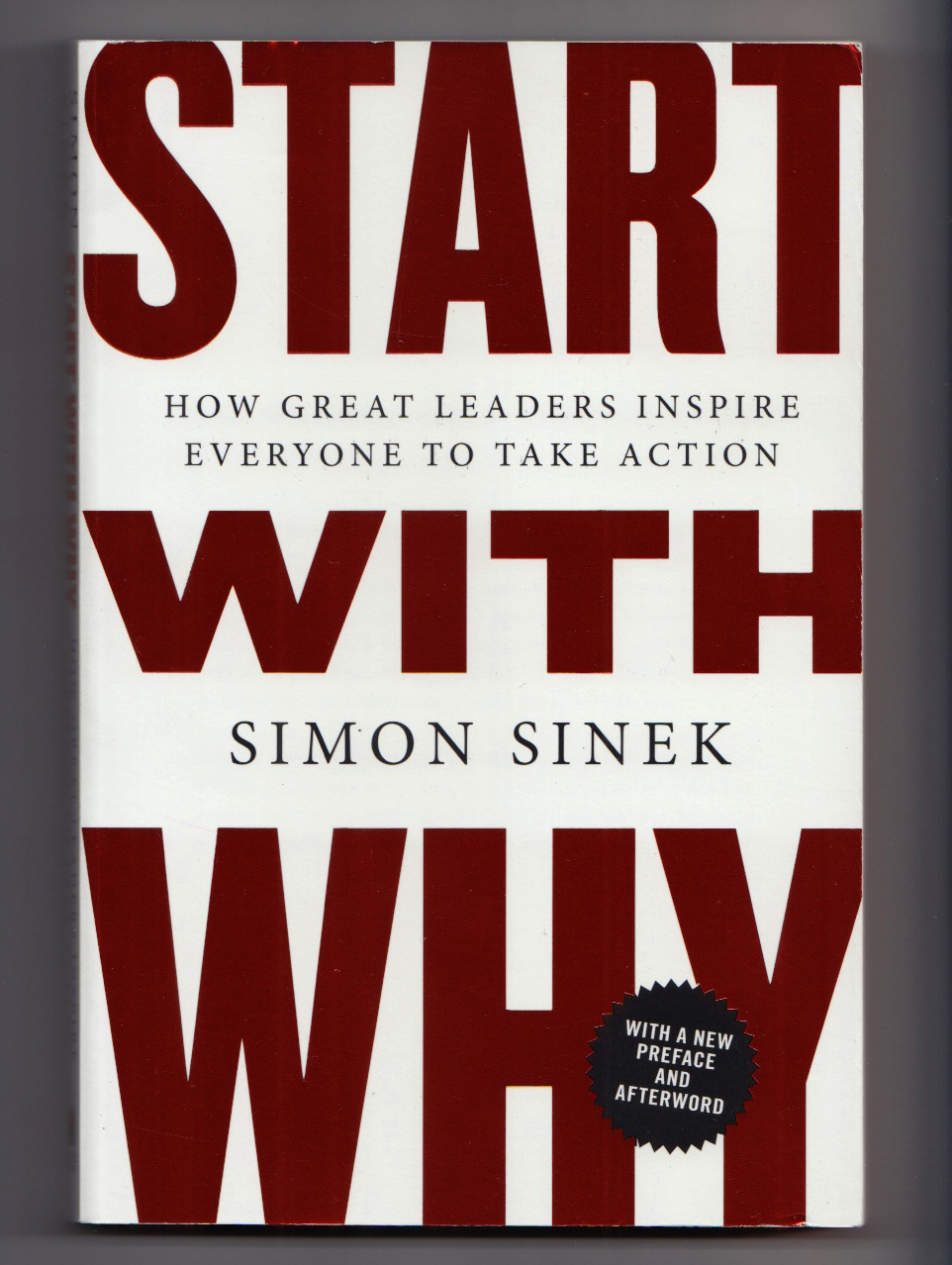 Simon Sinek Start With Why Epub